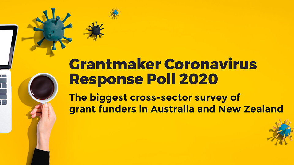 Grantmakers shift focus, funding and processes in their COVID-19 response
